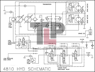 International 4700 Electrical Diagram