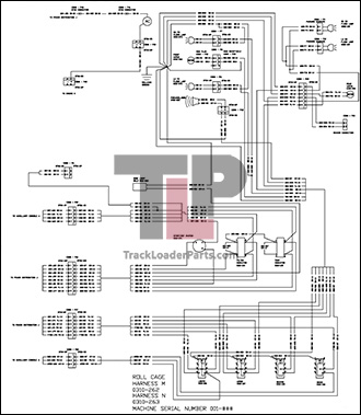 wiring diagrams for a h 50 11 lift master asv 4810 oem parts diagrams wiring diagrams asv 50