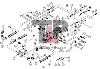 ASV HD4500 11 A Hydraulics Transmission and Gear Pumps asv sr80 wiring diagram asv rc100, asv attachments, asv rc60, asv asv rc60 wiring diagram at gsmportal.co