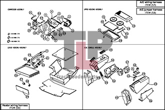 2005 Sentra Buzzing Noise None Of The Electric Windows Work In 2005 Nissan Sentra Fuse Box likewise 2000 4 3 Spark Plug Wiring Diagram together with Wiring Diagram Symbols  monly Wiring as well P 0996b43f80376e39 besides Oem Gm Parts Diagrams. on nissan an power mirror wiring diagram