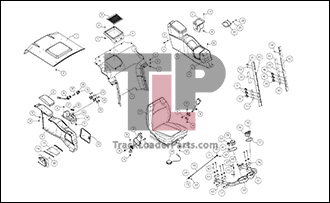 ASV PT80 02 A Cab Interior MP 2 asv pt80 oem parts diagrams terex pt80 wiring diagram at mifinder.co