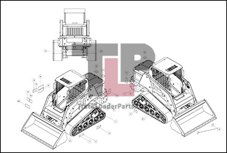 terex wiring diagrams tractor repair wiring diagram cat forklift wiring diagrams also john deere track skid steer additionally hydraulic crane parts diagram together