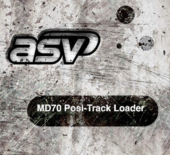 ASV - MD70 Free Manuals