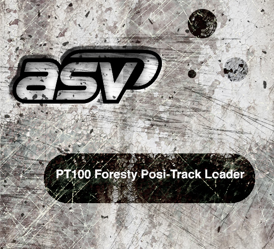 ASV - PT100 Forestry Free Manuals