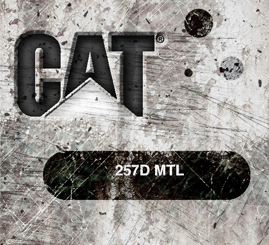 Caterpillar - 257D Free Manuals